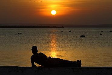 Sunset at Ibo Island, Quirimbas islands, Mozambique, Africa