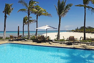 Matemo Island Resort, Quirimbas islands, Mozambique, Africa