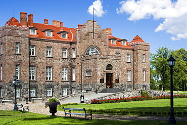 Kalvi Manor, Estonia, Europe