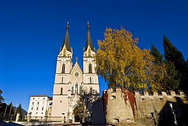 Benedictine church, Admont, Styria, Austria, Europe