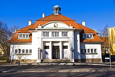 Artists' House, Art Society, Klagenfurt, Carinthia, Austria
