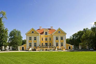Palmse Manor, Lahemaa, Estonia, Baltic States, Northeast Europe