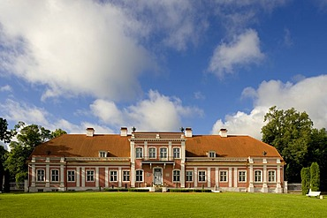 Manor House, Sagadi, Lahemaa National Park, Estonia, Baltic States, Northeastern Europe