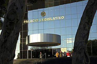Parliament Asuncion Paraguay