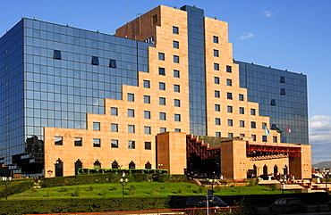 Chinggis Khan Hotel, Ulaanbaatar Mongolia