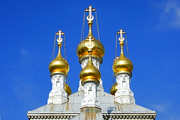 Russian Orthodox church in Geneva, Switzerland