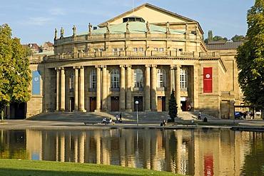 State Theater Stuttgart, Baden-Wuerttemberg, Germany