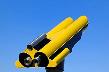 Yellow telescope,