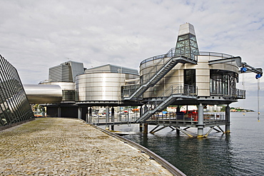 Petroleum Museum, Stavanger (European Capital of Culture 2008), Norway, Europe