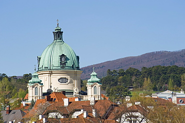 Margaretenkirche Church, Berndorf, Triestingtal Valley, Lower Austria, Europe