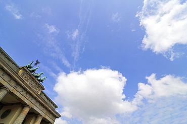 Brandenburger Tor, Berlin, Germany, Europe