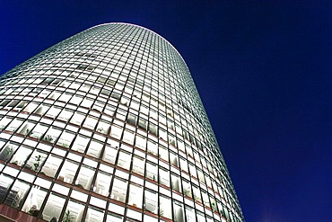 Potsdamer Platz, Deutsche Bahn Tower, Berlin, Germany