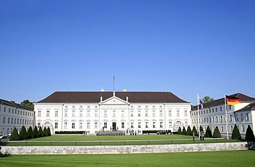 Castle Bellevue, Berlin, Germany