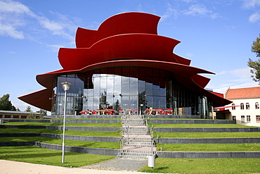 Hans Otto Theater, Potsdam, Brandenburg, Germany
