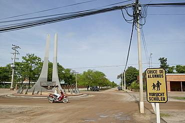 Memorial of the Fernheim Colony, Filadelfia, Paraguay