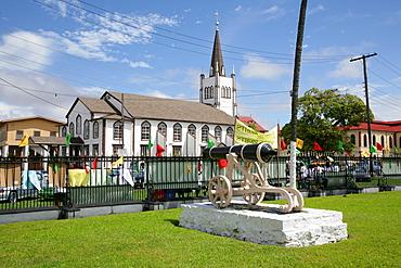 St. Andrew's Church, Georgetown, Guyana, South America