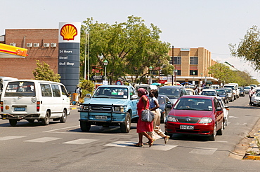 Francistown, Botswana, Africa