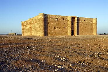 Desert castle Qasr Kharana, Jordan