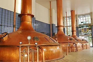 Brewery Becks in Bremens