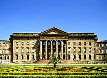 Schloss Wilhelmshoehe (Wilhelmshoehe Palace), Kassel, Hesse, Germany, Europe