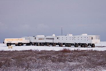 Tundra Buggy Lodge, Churchill, Manitoba, Canada
