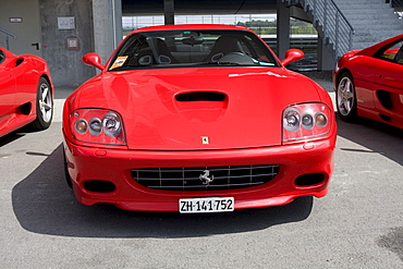 Ferrari 575 M, Jim Clark Revival Historic Grand Prix 2008, Hockenheim, Baden-Wuerttemberg, Germany, Europe
