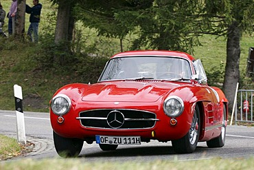 Mercedes Benz 300 SL, built 1955