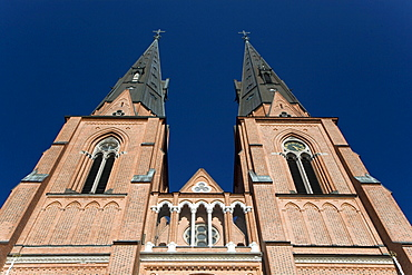 Cathedral of Uppsala, Sweden, Scandinavia, Europe