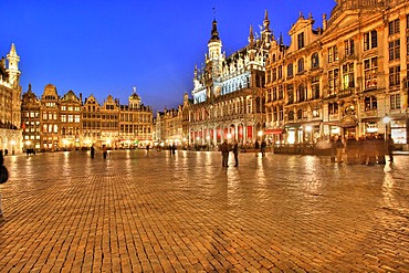 Grote Markt, Brussels, Belgium
