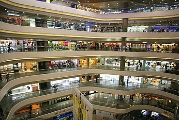 The Times Square Shopping Mall, Causeway Bay, Hongkong, China
