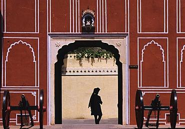 City Palace of the Maharajah, Jaipur, Rajasthan, India