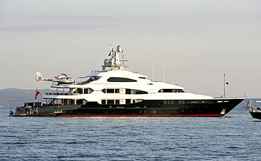 Luxury Yacht Attessa, Split, Middle Dalmatia, Croatia