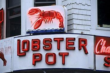Lobster restaurant, Massachusetts, USA, United States of America