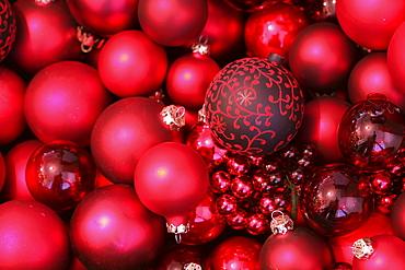 Christmas decoration. Christmas tree ball.  