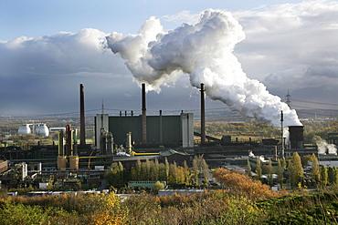 Prosper Coking Plant, Bottrop, North Rhine-Westphalia, Germany