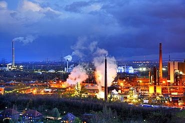 Prosper Coking Plant, Bottrop, North Rhine-Westphalia, Germany, Europe
