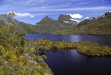 Cradle Mountain National Park, Lake St. Clair, Tasmania, Australia