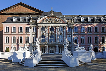 Palace of the prince elector, Trier, Rhineland-Palatinate, Germany