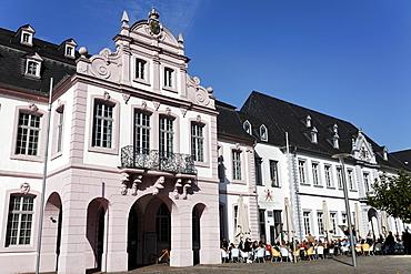Historic palace Walderdorff, Trier, Rhineland-Palatinate, Germany