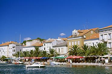 Harbour, Mali Losinj, Losinj Island, Istria, Croatia