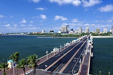 The Pier, St. Petersburg, Florida, USA