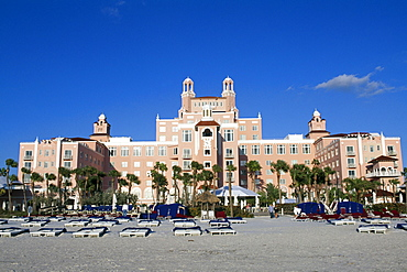 Don Cesar Resort Hotel, St. Petersburg, Florida, USA