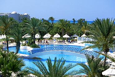 Yadis Djerba Golf Hotel, Sidi Mahres, Djerba, Tunisia, Africa