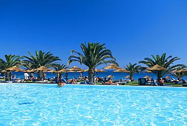 Ixian Grand Hotel, Ixia, Rhodes Town, Dodecanese Islands, Greece, Europe