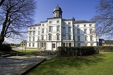 5star Superior Grand Hotel Castle Bensberg, Bergisch Gladbach-Bensberg, North Rhine-Westphalia, Germany
