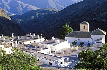 Bubion, Sierra Nevada, Alpujarra, Alpujarras, Granada, Andalusia, Spain