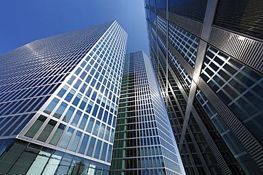 Highlight Towers, Schwabing, Munich, Upper Bavaria, Germany, Europe