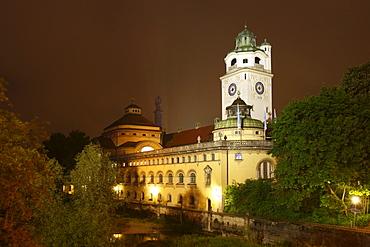 Muellersches Volksbad, an indoor swimming pool, Munich, Bavaria, Germany, Europe
