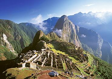 Machu Picchu, Cuzco, Peru, South America
