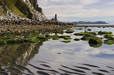 Sea of Okhotsk, Magadan area, Eastern Siberia, Russia